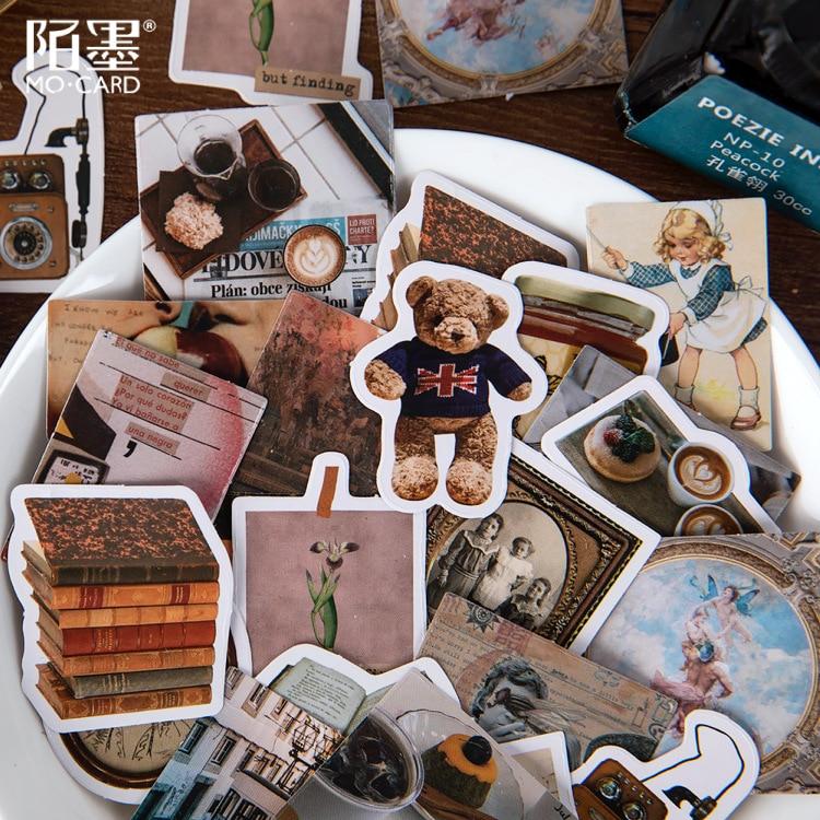 46-pcs-ricordo-tempo-angolo-ufficiale-decorativo-della-cancelleria-adesivi-scrapbooking-fai-da-te-diario-album-di-etichetta-bastone