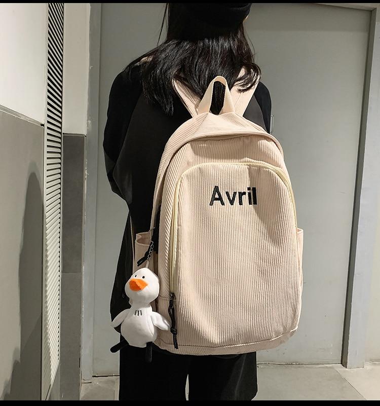 BB1469 حقيبة ظهر جديدة المد العلامة التجارية البرية حقيبة ظهر بسعة كبيرة جدا