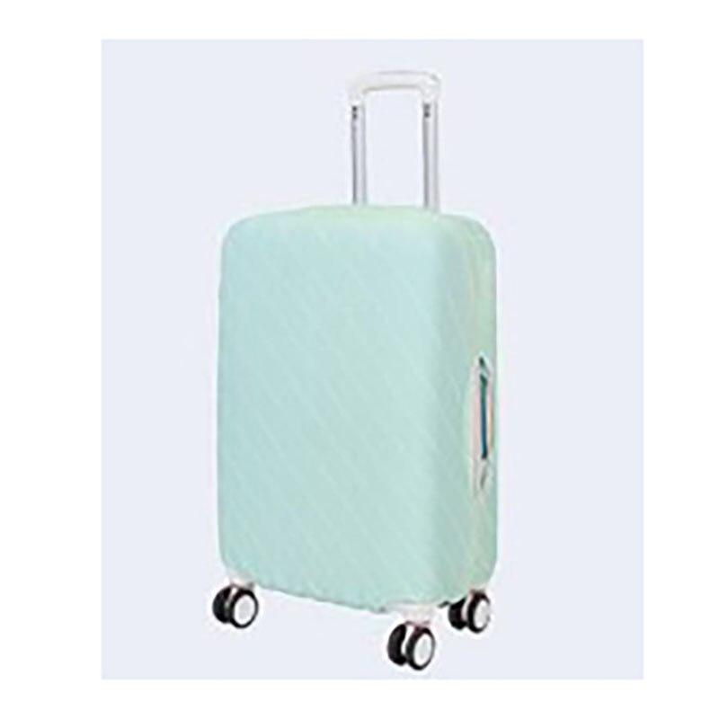 Macaron твиловый чехол на колесиках, защитный чехол, чехол для путешествий, чехол для багажа, эластичный чехол от пыли чехол