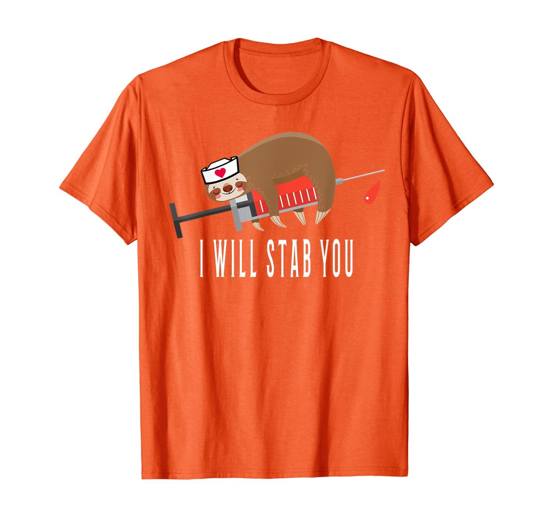 Сестринская Ленивец, я наношу вам рубашку