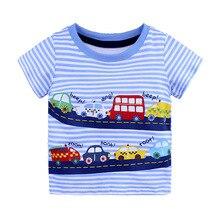 Camiseta de punto de algodón de manga corta CHD20055
