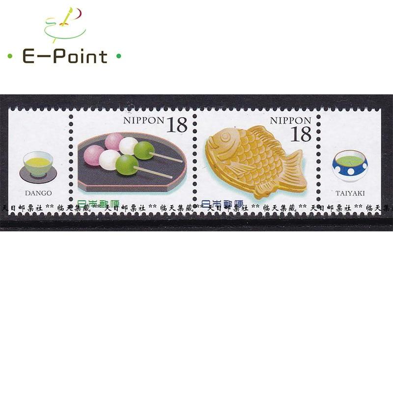 E-Point 2 pièces/ensemble timbres-poste japonais   2018, timbres-poste spéciaux 18 yens pour cartes postales internationales