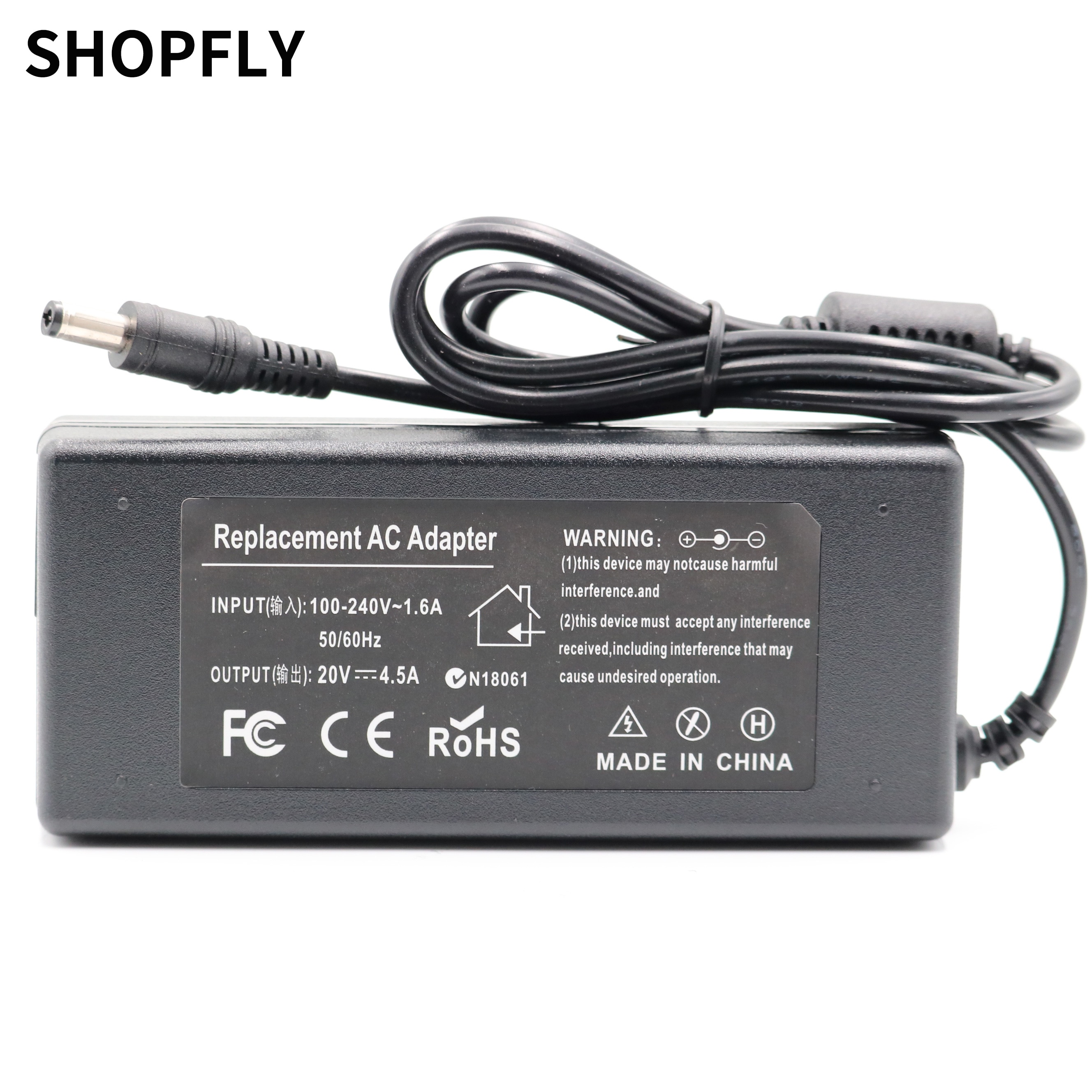 20v 4.5a 90W laptop adapter battery charger power supply for lenovo B570 G480 G485 G560 G560e G565 G570 G575 G580 G585 G780 100% new lenovo g570 g575 bottom case cover