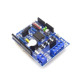 L298P Motor Shield Motor Drive for Compatible with for arduino UNO MEGA 2560