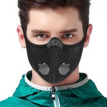 1pcs Protection Face masks Filters Half Face Reusable Activated Carbon Respirator Mondkapjes Baseball Caps Mascherine Scarf