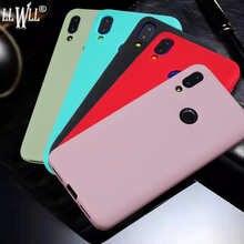 Чехол ярких желеобразных цветов для Huawei P Smart 2019 2021 Z Huawei P10 Lite P20 P30 P40 Pro Plus P8 P9 Lite 2017, Тонкий силиконовый чехол