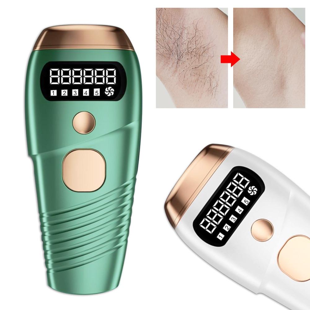 2021 Nieuwe 990000 Ipl Laser Ontharing Laser Epilator Voor Vrouwen Pijnloos Lichaam Permanente Laser Ontharing Epilator enlarge
