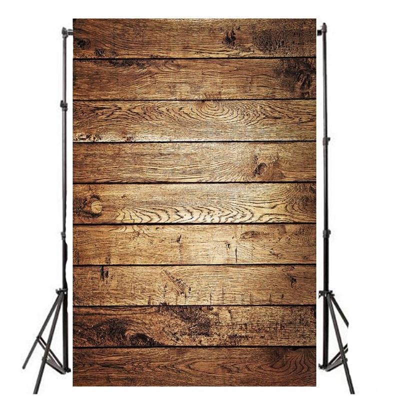 Foto Studio 1,5X2,1 m Holz Fotografie Hintergrund für Kamera Foto