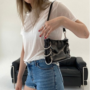 Casual Solid Zipper Totes Bags For Women 2020 Female Small Subaxillary Bags Trendy Vintage Handbag Soft Shoulder Armpit Bag