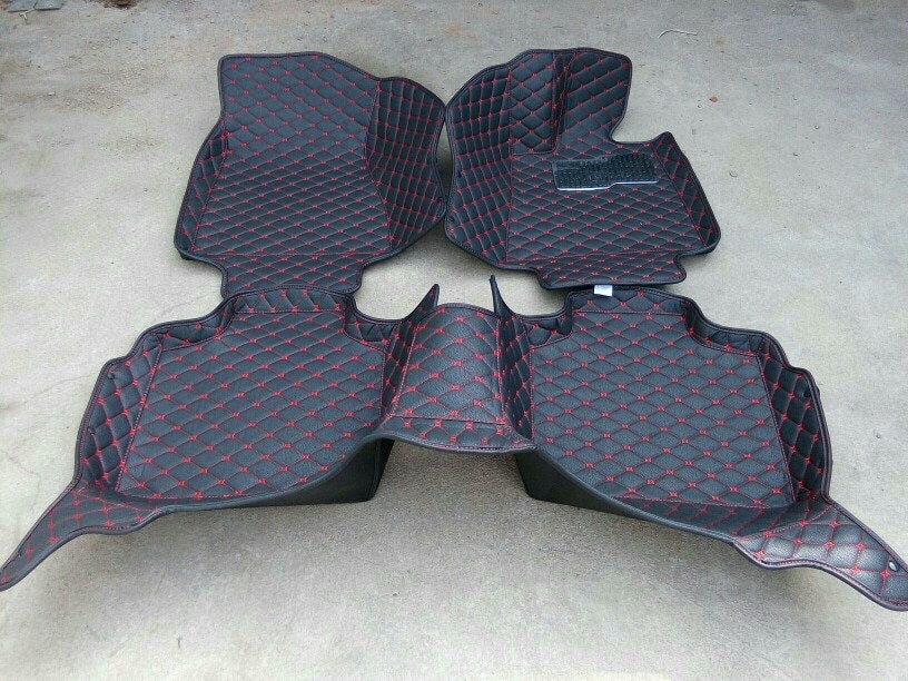 Right Steering RHD Waterproof Carpets Durable Special Car Floor Mats for BMW X1 X3 X4 X5 X6 Z4 I8 M3 M4 M5 M6 I3 X5M X6M M2