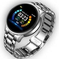 LIGE 2020 Smart Watch Men Heart Rate Blood Pressure Information Reminder Sport Waterproof Smartwatch smart band for Android iOS