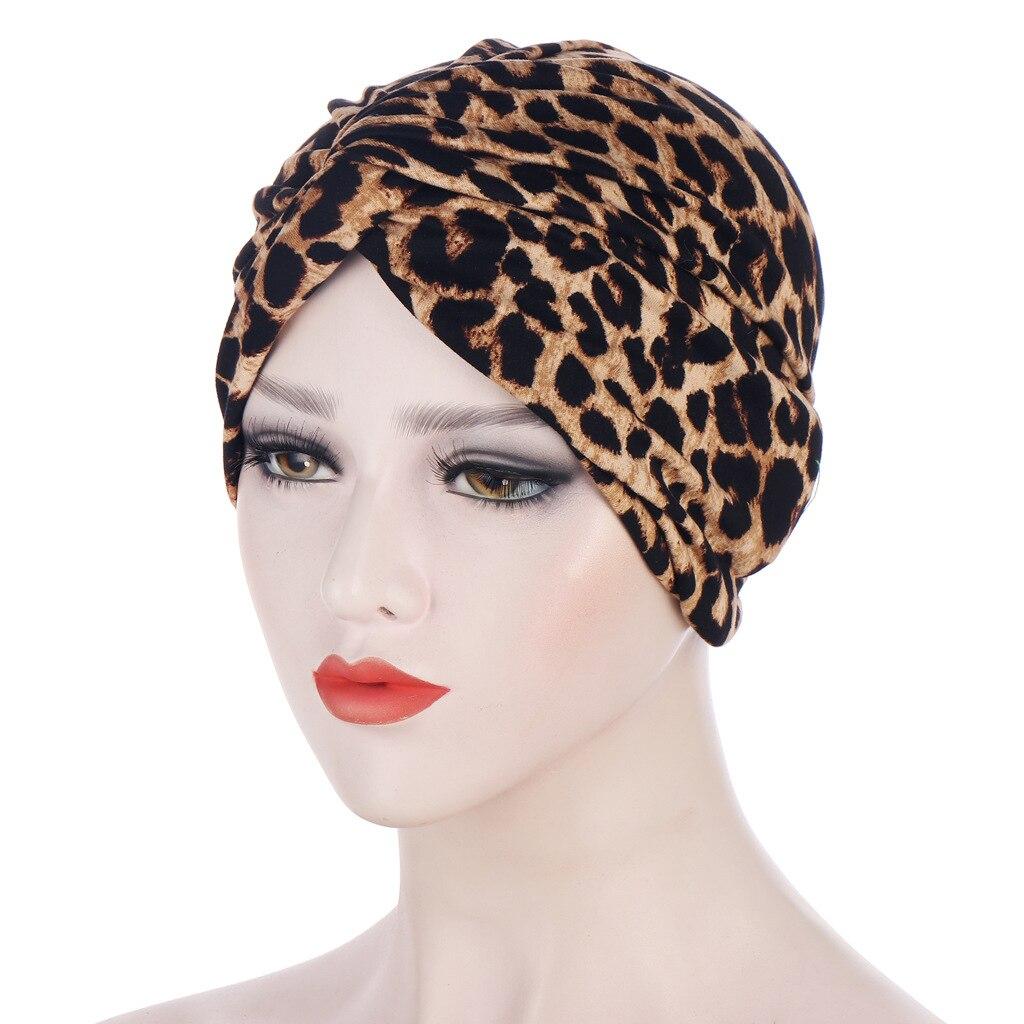 Moda muçulmana envoltório feminino cabeça cachecol turbante tampões tendy impresso hijab bonnet boêmio étnico interno hijabs para boné pronto para usar