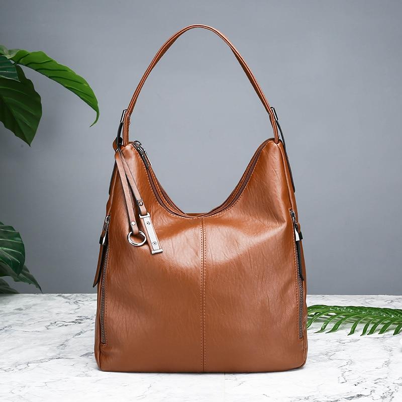 Vintage Women's Hand Bags Designers Luxury Handbags Women Shoulder Bags Female Top-handle Bags Fashion Brand Purses for Women