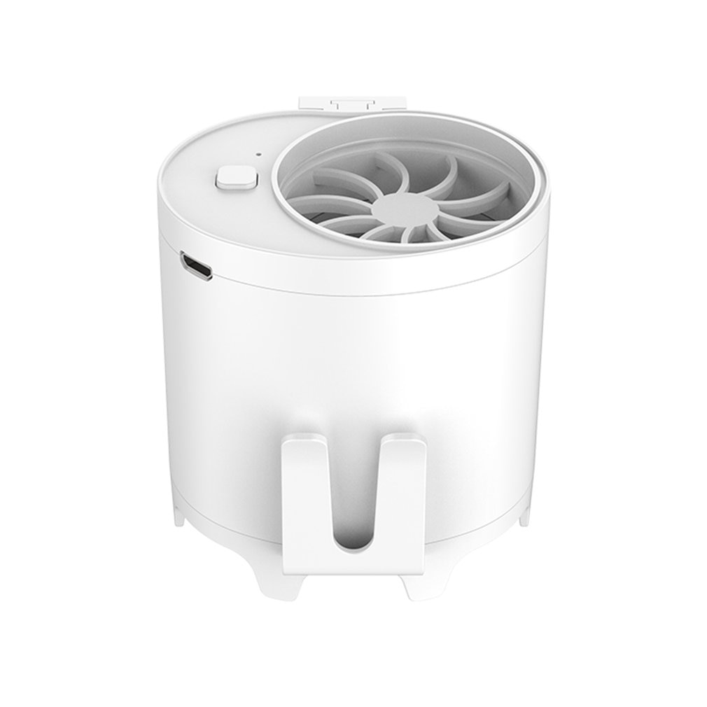 Outdoor Mobile Portable Waist Mini Cooling Fan Air Conditioning USB Charging Multipurpose Summer Cooling Equipment Small