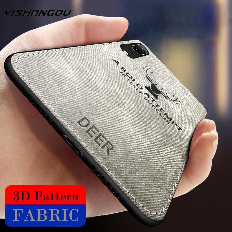 Тканевый чехол для телефона Samsung Galaxy Note 10 9 8 S10 S9 S8 Plus S7 Edge с мягкой каймой для Samsung A70 A50 A30 A750 Capa