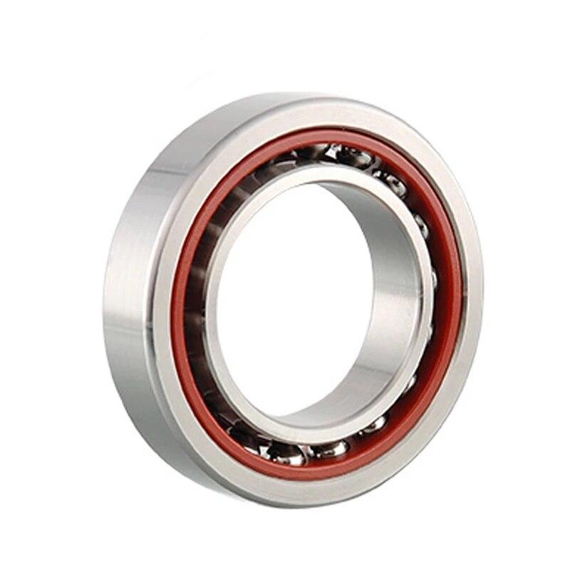1 قطعة 7005 H7005C/P4 25x47x1 2 محامل للاتصال الزاوي سرعة المغزل محامل CNC ABEC-7