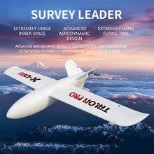X-UAV amélioré gros soldat Talon Pro 1350mm envergure oeb aile fixe enquête aérienne FPV transporteur modèle bâtiment RC avion Drone