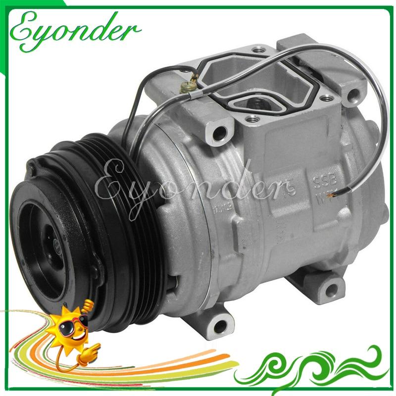 A/C AC compresor de aire acondicionado para TOYOTA TACOMA T100 8831004050, 8832025540, 8831004040, 8831034020, 8832034010, 8832035540