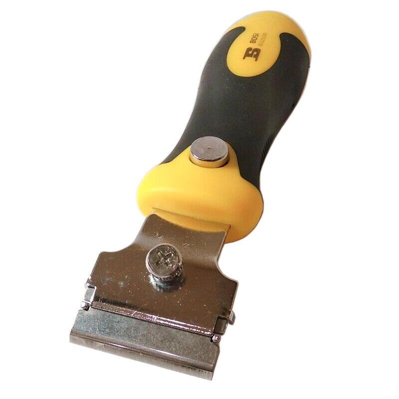 BOSI Mehrzweck Extensible Boden Fenster Wand Rasiermesser Kitt Messer Schaber 5pc-Set