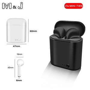 Горячая Распродажа I7s мини TWS Bluetooth наушники стерео наушники беспроводные Bluetooth наушники вкладыши гарнитуры для всех смартфонов