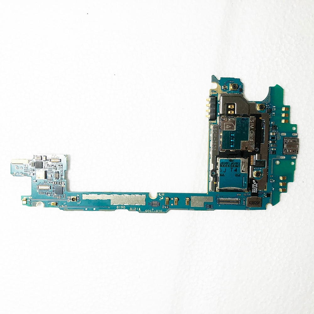 Oudini-placa base para Samsung Galaxy S3 i535, 16GB, 100%, tarjeta simcard, libre,...