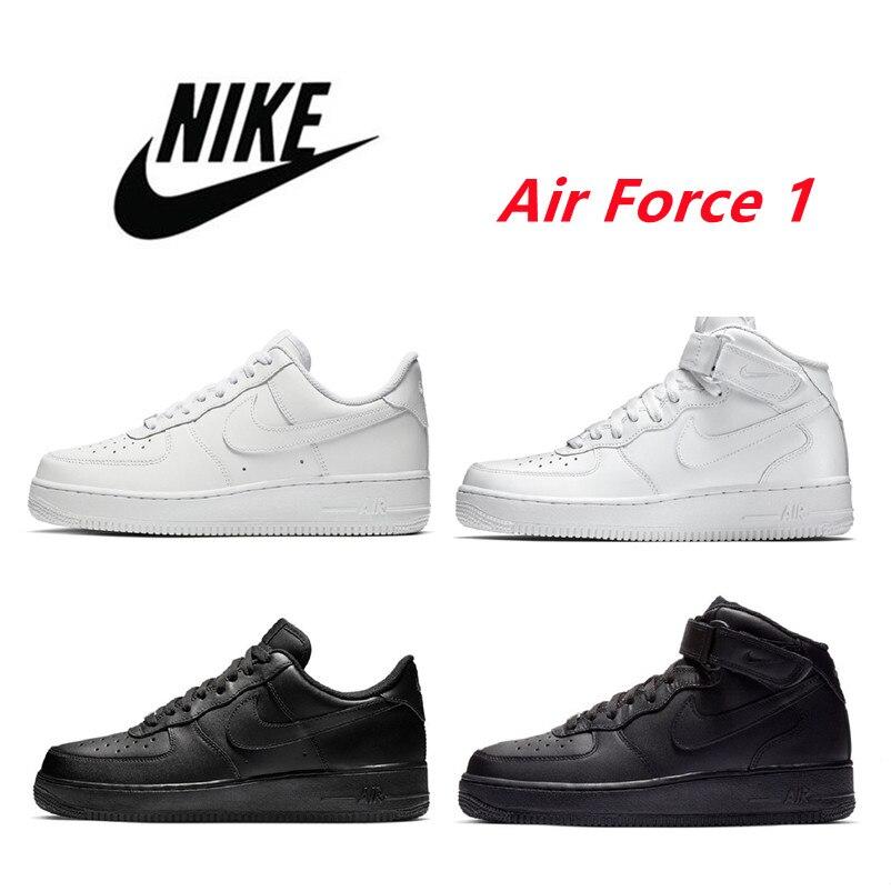2021 Hot Shadow Leather Men High Flat Skateboarding Shoes Triple White Black Low Women Sports Sneakers Size 35-45