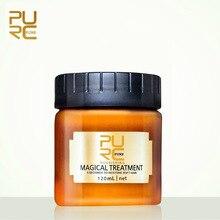 120ml Professional Magic Deep Hair massage Cream Repair Hair & Scalp Treatment Nutrition Care