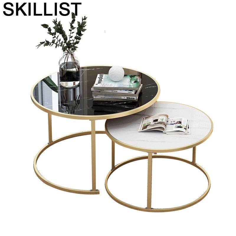 Da Salotto-escritorio Auxiliar Sehpa minimalista, Mesita De salón, consola Nuit, Mesa De...