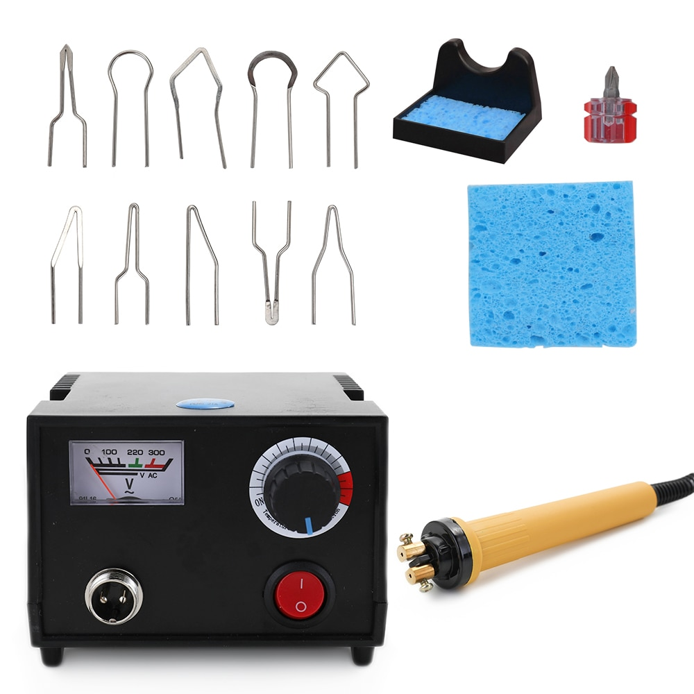 Queimador de madeira pirografia caneta queima máquina cabaça artesanato conjunto de ferramentas com fio solda topo ajustável temperatura conjuntos kit