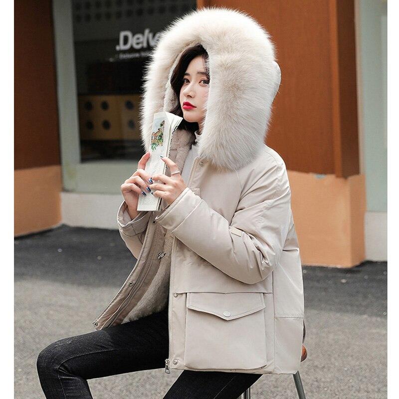 куртка зимняя женская Зимняя женская куртка 2021, модная женская утепленная куртка с хлопковой подкладкой, женская верхняя одежда, повседнев...