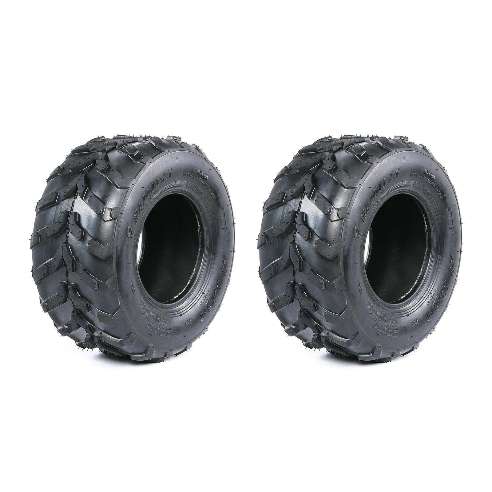 2 uds 16x8-7 neumático sin cámara 50cc 70cc 110cc 125cc Quad ATV Go Kart Kazuma 16x8x7