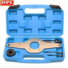 Инструмент для удержания вибродемпфера для VW AUDI SKODA 1,8/2,0 TFSi/TSi VAG, Деталь № 6951, вибротехнические характеристики, 4 цилиндра T10531