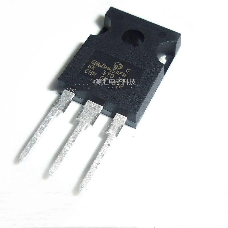 5 قطعة/lote STGW60H65DFB GW60H65DFB IGBT MOSFET-247 الترانزستور الأصلي نويفو 60A650V