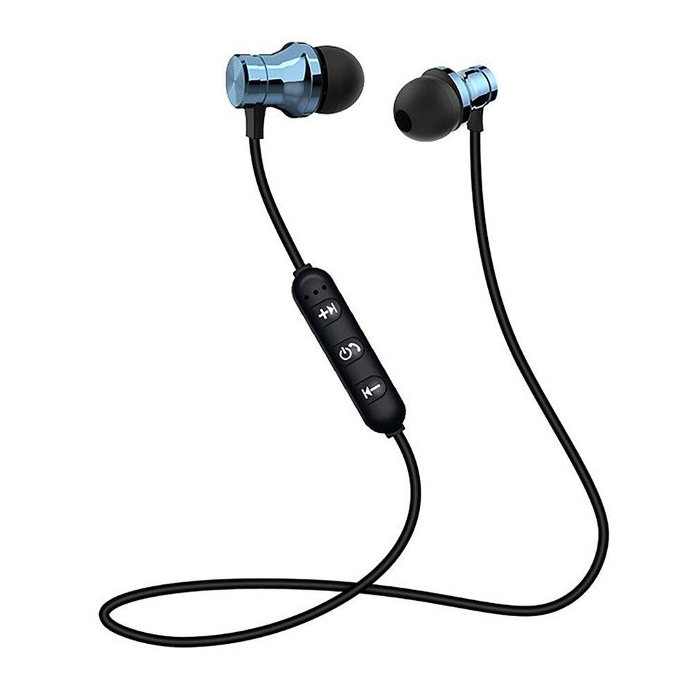 Спортивные Беспроводные наушники XT11 для бега с Bluetooth, гарнитура с активным шумоподав