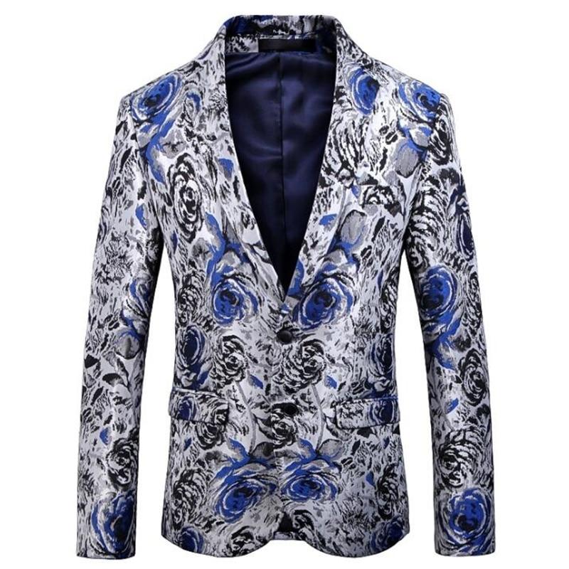 Traje de chaqueta para hombre chaquetas y americanas jacquard europeo y americano...