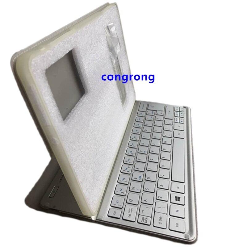 Funda para teclado Bluetooth con tapa para Acer Iconia W700 W701 KT-1252 teclado Inglés de 11 pulgadas