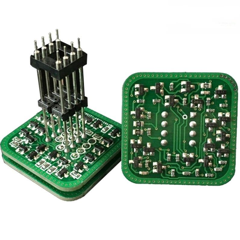 Audio HiFi Full Discrete alta tensión diferencial SH03 componente operativo preamplificador de amplificador simple doble Op Amp T0859