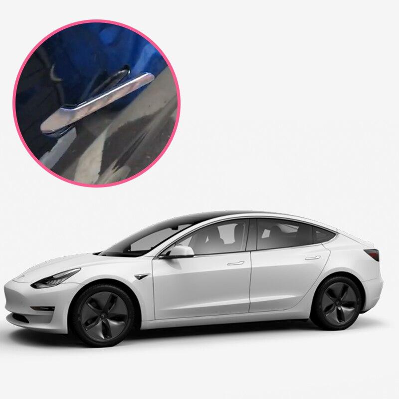 Para Tesla modelo 3 manija eléctrica manija automática encendido/apagado eléctrico 5 segundos reinicio automático inteligente
