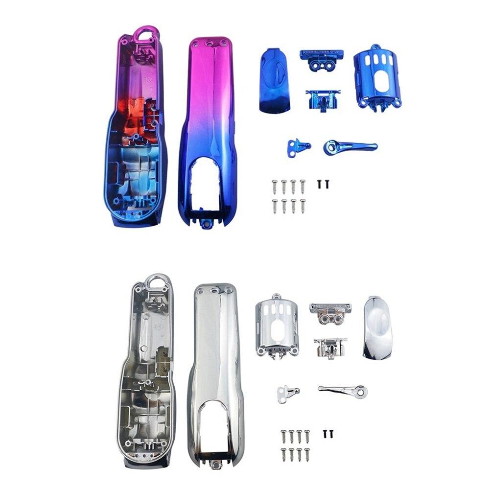 2 مجموعة ل WAHL 8148/8591 الحلاق الكهربائية المقص غطاء أدوات تصفيف الشعر المتقلب شل مرفق مقص الشعر غطاء