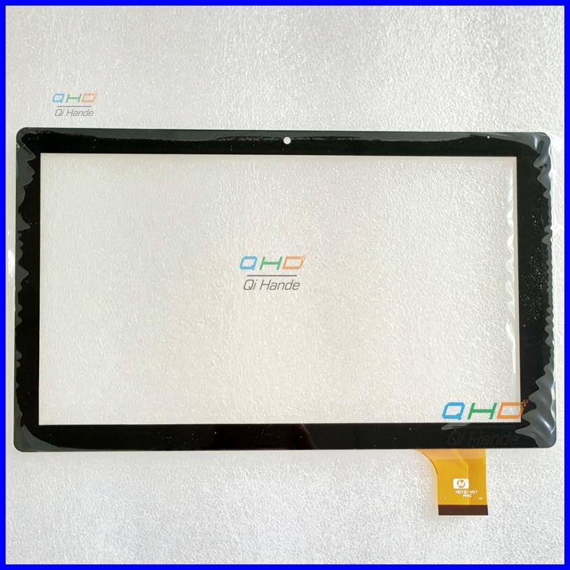 "251x150 milímetros 10.1 ""polegada MF-669-101F HD16-V01 101d Neon XC-PG1010-031-A0-FPC Para Archos Tablet pc touch screen Digitador de Vidro"