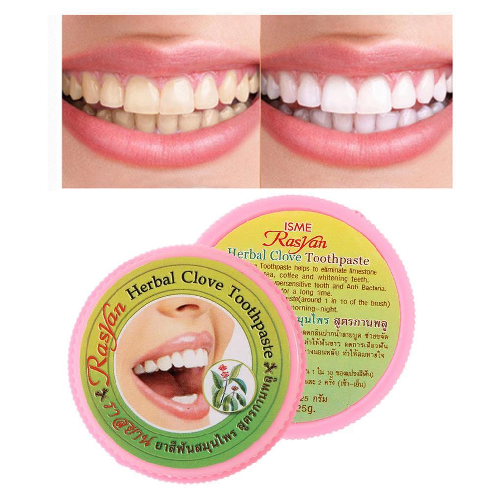 Зубная паста, зубная паста для отбеливания зубов, набор из натурального кокосового мяты, паста со вкусом травы, зубная паста для очистки зуб...