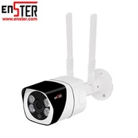 2 45ghz dual band wireless security outdoor two way audio 100ft night vision motion detection wifi camera