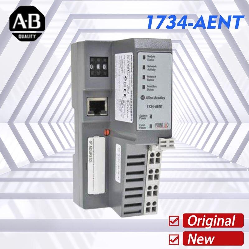 Новый оригинальный контроллер PLC стандартная точка ввода/вывода сетевой адаптер