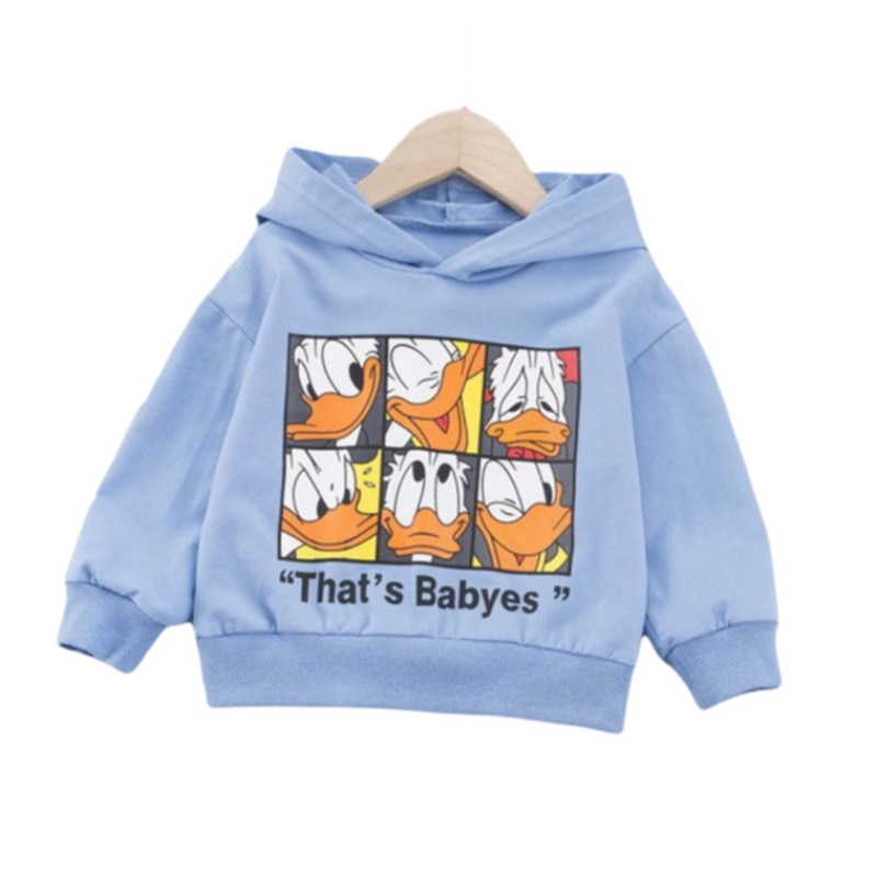 New Spring Autumn Children Fashion Clothes Baby Boys Girls Cartoon Hooded Jacket Kids Infant Clothing Toddler Casual Hoodies spring autumn baby boys girls clothes toddler baby kids hooded cartoon 3d ear hoodie sweatshirt tops clothes infant clothing