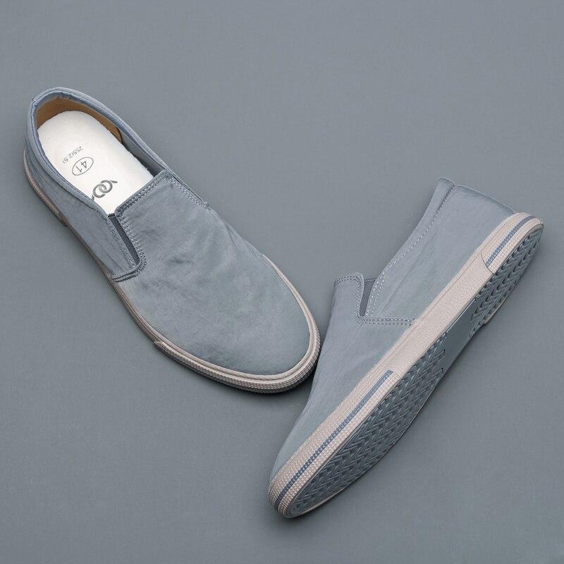 Новая парусиновая обувь, мужская спортивная обувь, Студенческая обувь, Мужская Вулканизированная обувь, мужская повседневная обувь, новая ...