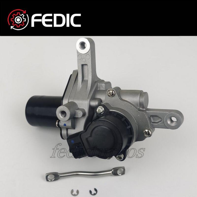 Turbocompresor actuador CT16V 17201-30100 17201-0L040 wastegate Turbo para Toyota Hilux SW4 Landcruiser D-4D Prado Hilux 1KD 3.0L