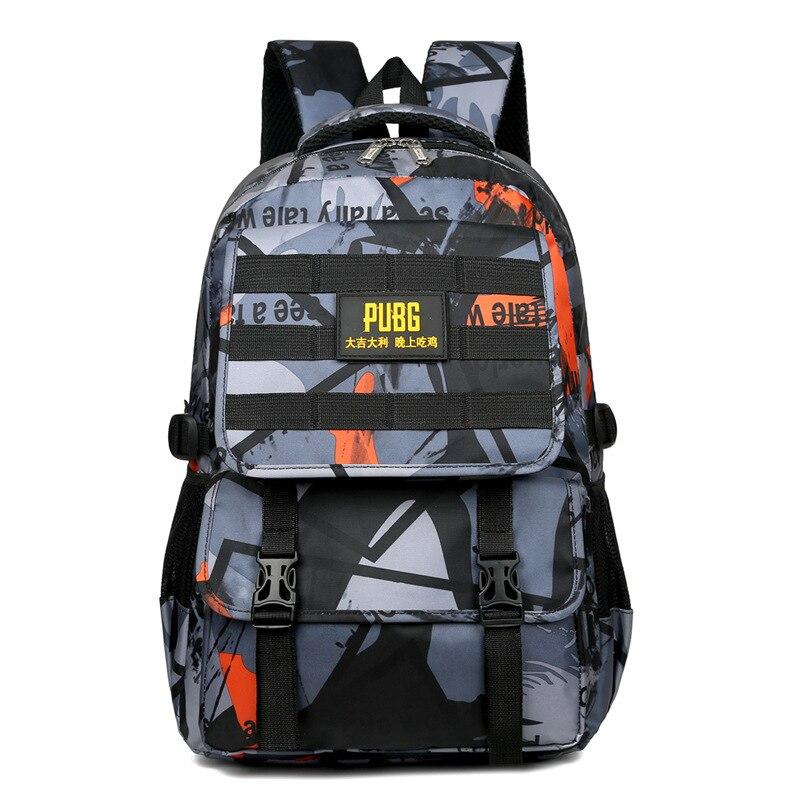 Модный мужской рюкзак, легкий износостойкий материал, многофункциональная вместительная уличная Удобная дорожная Студенческая сумка   АлиЭкспресс