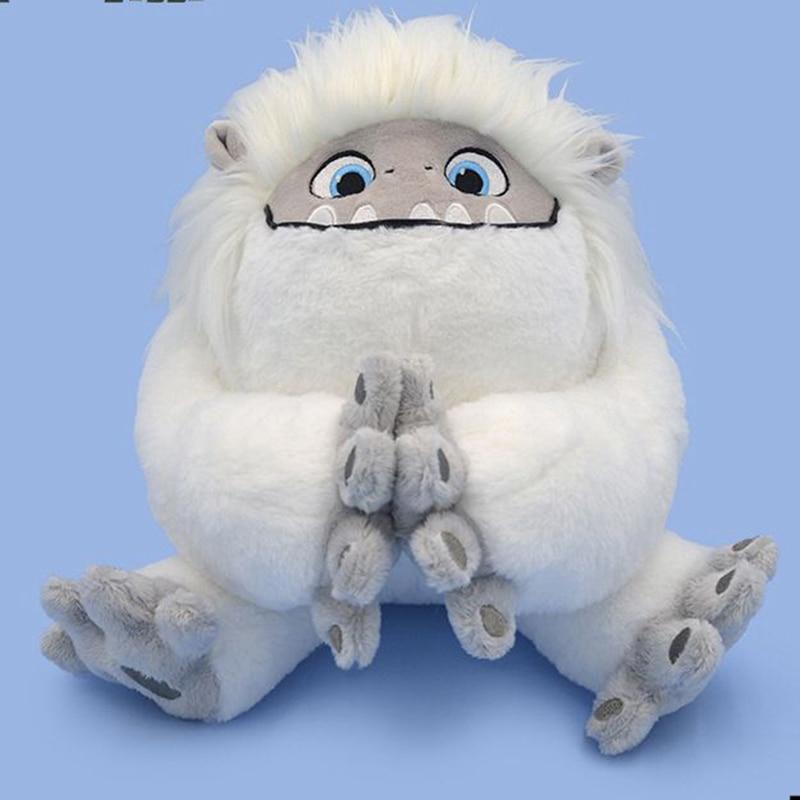 20/26/37/60cm Movie Abominable Snowman Plush Toy Doll Pillow Soft Kawaii Stuffed Children Girls Baby Christmas Gift
