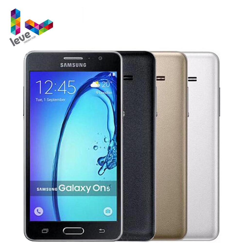 Samsung Galaxy On5 SM-G5500 Dual SIM Unlocked Mobile Phone 5.0
