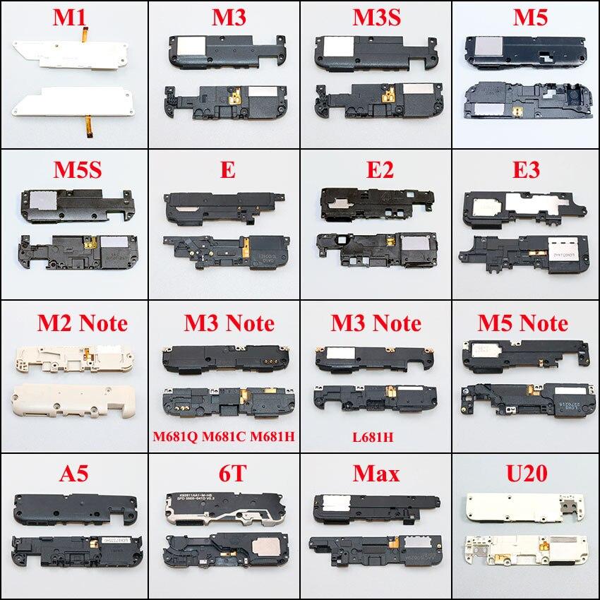 ChengHaoRan altavoz para Meizu M1 M3 M3S M5 M5S E E2 E3 M2 M3 M5 nota L681H A5 Max U20 reemplazo del timbre del zumbador del altavoz